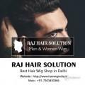 Raj Hair Wig Shop in Delhi