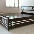 Full metal bed in surat