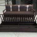 Metal sofa cum bed new design