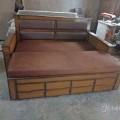 Woodan sofa Cam bed
