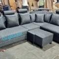 Puffy corner sofa in Gandhinagar
