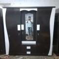 Big size 3 door wardrobe in Surat